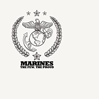 Partypro US Marines Luncheon Napkin (16/PKG)
