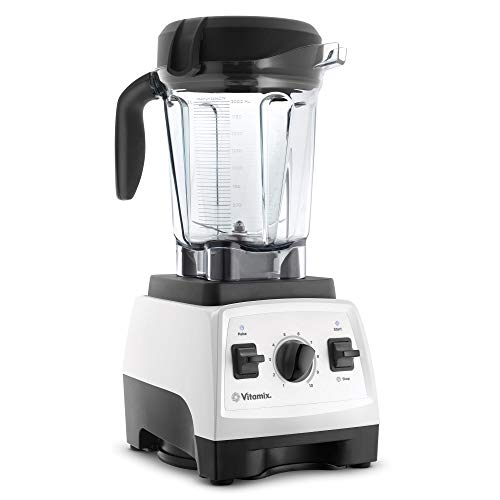 Vitamix Next Generation Blender, Professional-Grade, 64oz. Low-Profile Container, White - 1964 (Renewed)