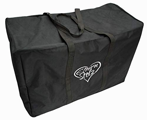 Elternstolz Transporttasche für Kinderwagen mit Fixiergurt (standard)