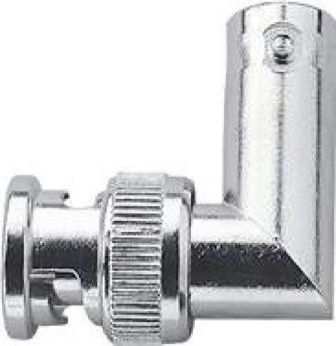 Electrovision - Adattatore BNC ad angolo (destro)