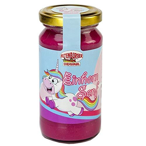 Einhorn Senf - pinker Senf