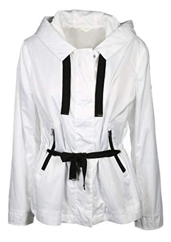 Beaumont Amsterdam Damen Jacke mit Tunnelzügen Größe 38 EU Weiß (weiß)