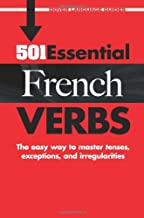 501 Essential French Verbs (Dover Language Guides French)