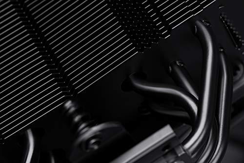 Noctua NH-U12S chromax.Black, Disipador de CPU de 120 mm y una Sola Torre (Negro) 6