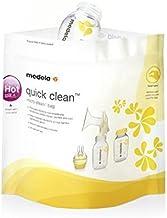 Medela Quick-Clean Mikrowellenbeutel, Sterilisator für Baby