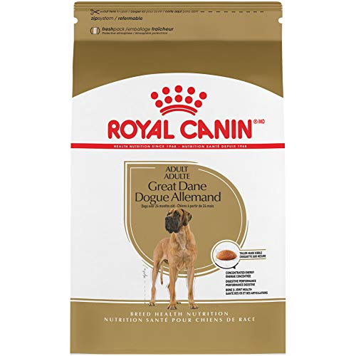 Royal Canin Great Dane Adult Breed Specific Dry Dog Food, 30 lb. bag