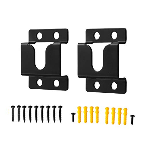 SoundBar Mount Bracket Wall Mounting for VIZIO Soundbar SB4551-D5 S3851X-C4 S3251N-E0 SB3651-E6 SB4051-D5 with Screws