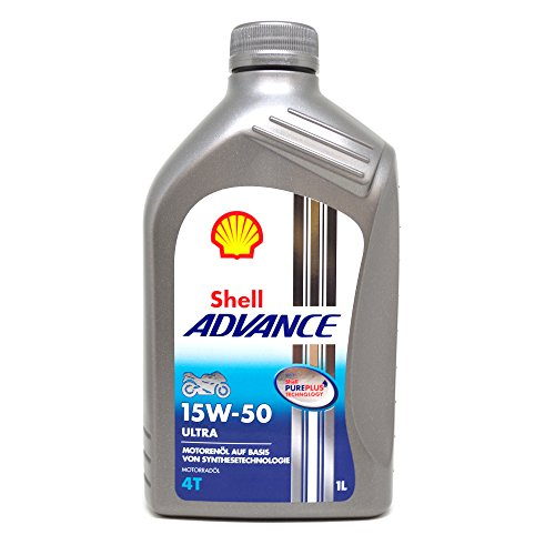 Shell Motoröl Advance Ultra 4 SAE 15W-50, 1 L