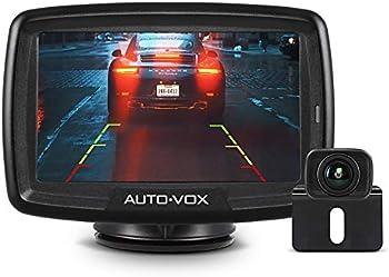 Auto-Vox Wireless Backup Camera System Kit