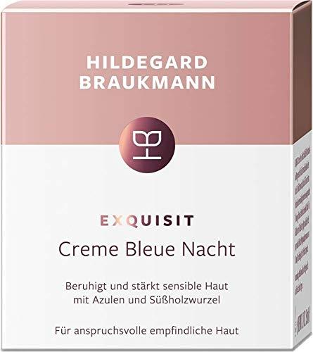 Hildegard Braukmann Exquisit Créme bleue Nacht Gesichtscreme, 50 ml