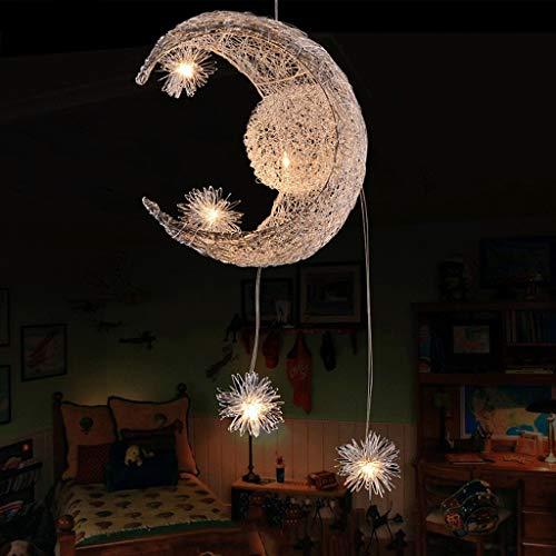 Pendant Light Chandelier Lamp LED Bird's Nest Modern Simple Restaurant Bedroom Lamp Round Lamp Romantic Living Room Lights.