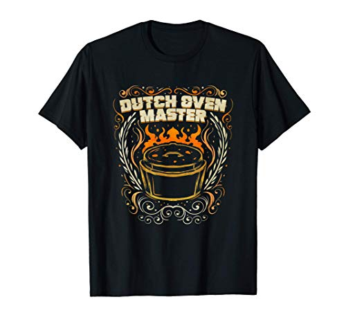 Dutch Oven Master - Dopfen Grill Geschenk T-Shirt