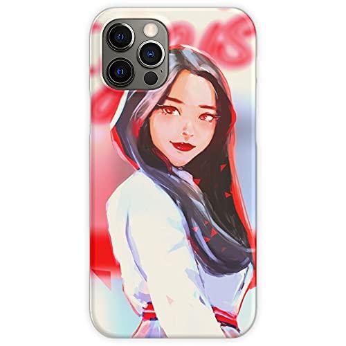 Hyejoo Loona Fanart Hye Egoist Olivia Son Yyxy Phone Case for All iPhone, iPhone 11, iPhone XR, iPhone 7 Plus/8 Plus, Huawei, Samsung Galaxy
