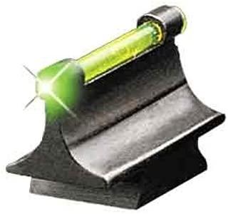 TRUGLO 3/8 Metal Dovetail Ramp .500 Sight, Green