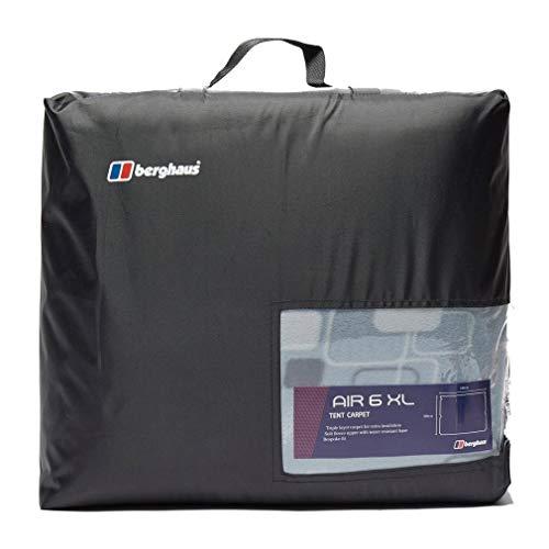Berghaus Air 6 XL Tent Carpet, Grey, One Size