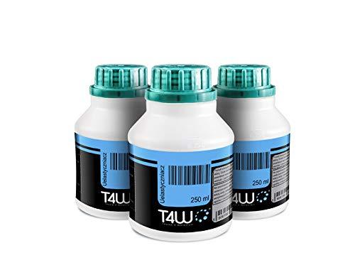 T4W Elastifizierer für Autolack Plastic Teile - Farblos - 0,25 Liter (59107)