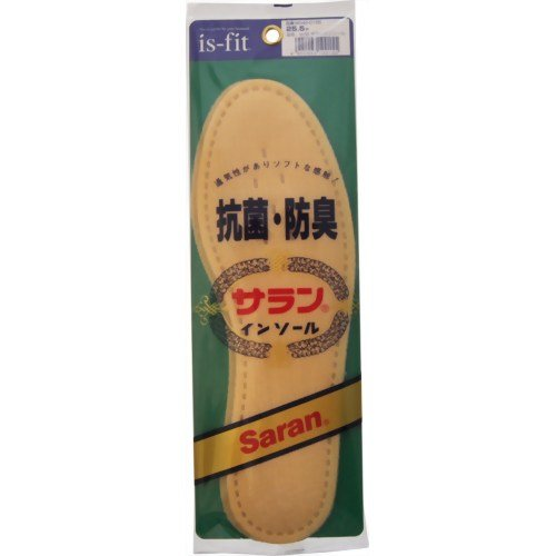 モリト is-fit サランインソール 男性用 25.5cm