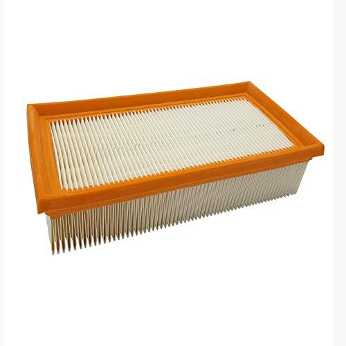Reinica Luftfilter Staubklasse M für Kränzle 454700 Filter Lamellenfilter Staubfilter Flachfilter Flachfaltenfilter Absolutfilter Filterpatrone