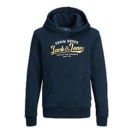 Jack & Jones Boy's Hooded Sweatshirt