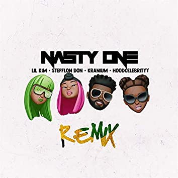 Nasty One Remix (feat. Stefflon Don, Kranium, HoodCelebrityy)
