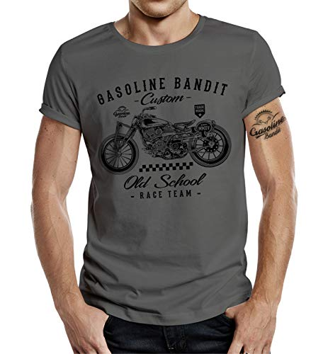 Gasoline Bandit Custom Old School Race...