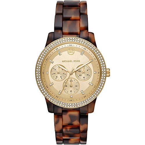 Michael Kors - Reloj multifunción para mujer, moderno, cód. MK6816