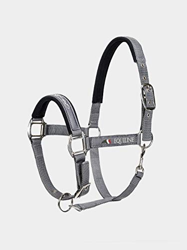 Equiline Halfter Timothy grau Pony