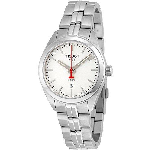 Tissot PR100 NBA Damen-Armbanduhr 33mm Quarz Analog T101.210.11.031.00