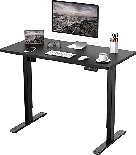 FLEXISPOT Electric Height Adjustable Standing Desk Sit Stand Desk...
