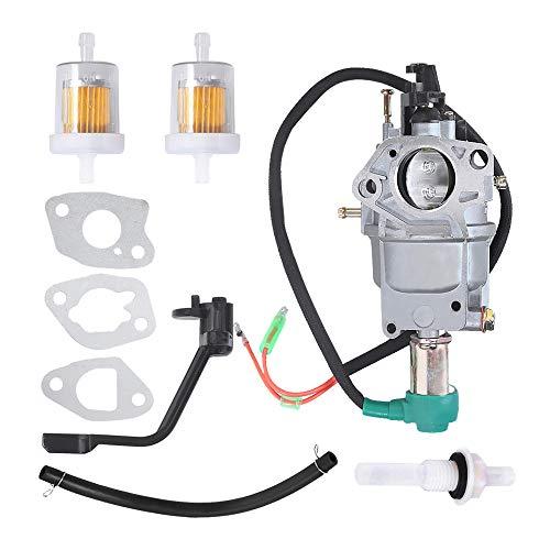 Zreneyfex Carburetor Fits Predator 420cc 5000W 6500W 7000W 8750W CARB 188F Gas Generator