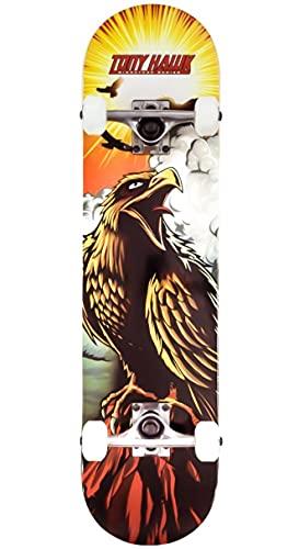 Tony Hawk 180 Hawk Roar - skateboard completo - 19,6 cm