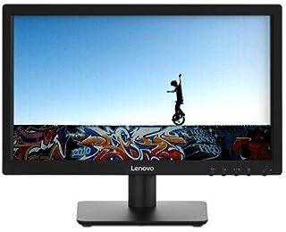 Lenovo HD monitor, 18.5 inch , LED , Black - 61E0KCT6UK