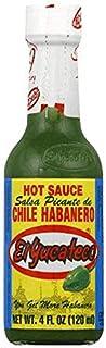 Grüne Habanero 120ml El Yucateco Chili Sauce - SPICESontheWEB