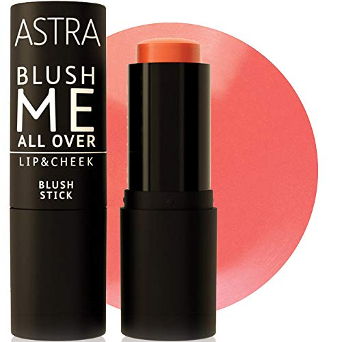 Fards à joues & lèvres Blush me all over - Rosey Peach