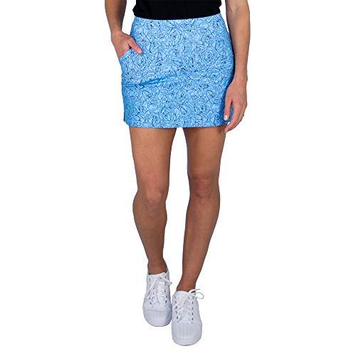 Jofit Apparel Women's Athletic Clothing Short Mina Skort, Size X-Small, Baileys Cheetah Print