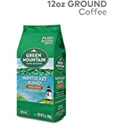 Green Mountain Coffee Roasters, Nantucket Blend, 12 oz. Ground Bag, Medium Roast Coffee, (2) Bags
