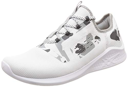 ASICS Women Fuzetora White/Mid Grey/Black Running Shoes-5 UK/India (38 EU)(7 US) (T883N.0196)