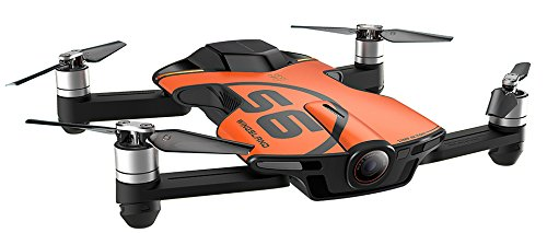 Wingsland S6 Pocket 4K Camera Selfie Drone with 3 Batteries,Extra...