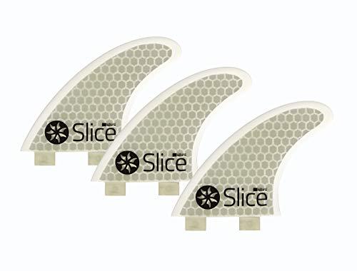 Slice Ultra Light Hex Core- S3 - FCS Compatible- White