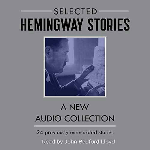 Selected Hemingway Stories cover art