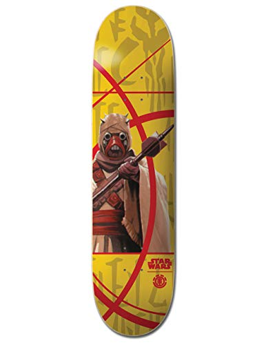 Element Skateboard Deck Star Wars Mandalorian Tuskan Raider 19,7 cm