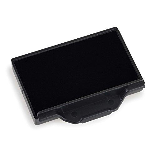 Trodat 6/53 Stempelkissen Austauschkissen Ersatzkissen für Trodat Professional 5203, 5440, 5440/L und 5253, 2 Stück einfarbig schwarz