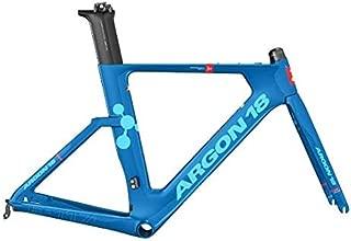 ARGON18 Triathlon Bike Frame E-117 Rim Brake Blue, Size S