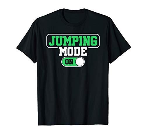 Riesentrampolin Trampoline Turnen Trampolin Geschenkidee T-Shirt