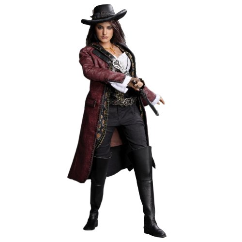 Sideshow Collectibles - Pirates des Caraïbes 4 Movie Masterpiece figurine 1/6 Angelica S