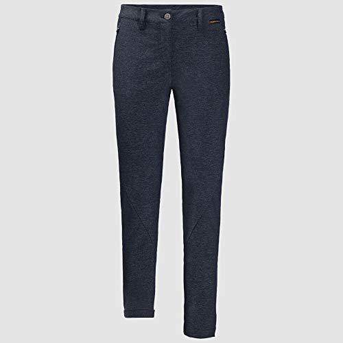 Jack Wolfskin, softshell-broek voor dames, winterbroek
