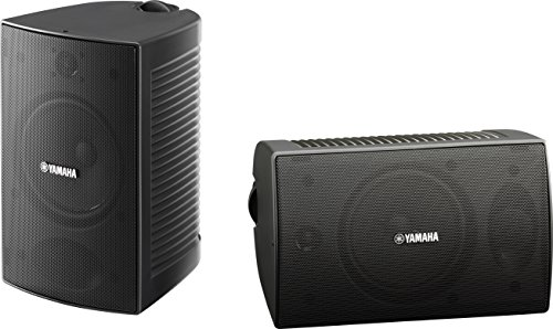 Yamaha NS-AW 294 - Altavoces intemperie, color negro