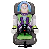 KidsEmbrace 2-in-1 Harness Booster Car Seat, Disney Buzz Lightyear