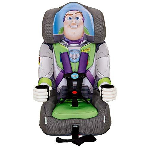 KidsEmbrace 2-in-1 Harness Booster Car Seat, Disney Buzz Lightyear