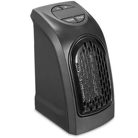offershop Mini Estufa Eléctrica 450W Termocerámicas Portátil Enchufe Pantalla Digital Temporizador Ajustable...